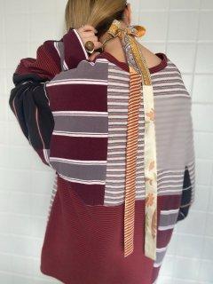 scarf long chorker