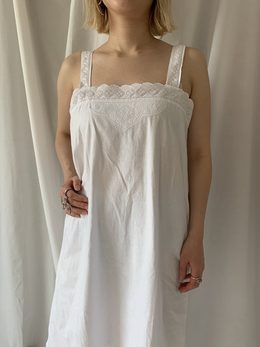 camisole night dress(vintage&used B)