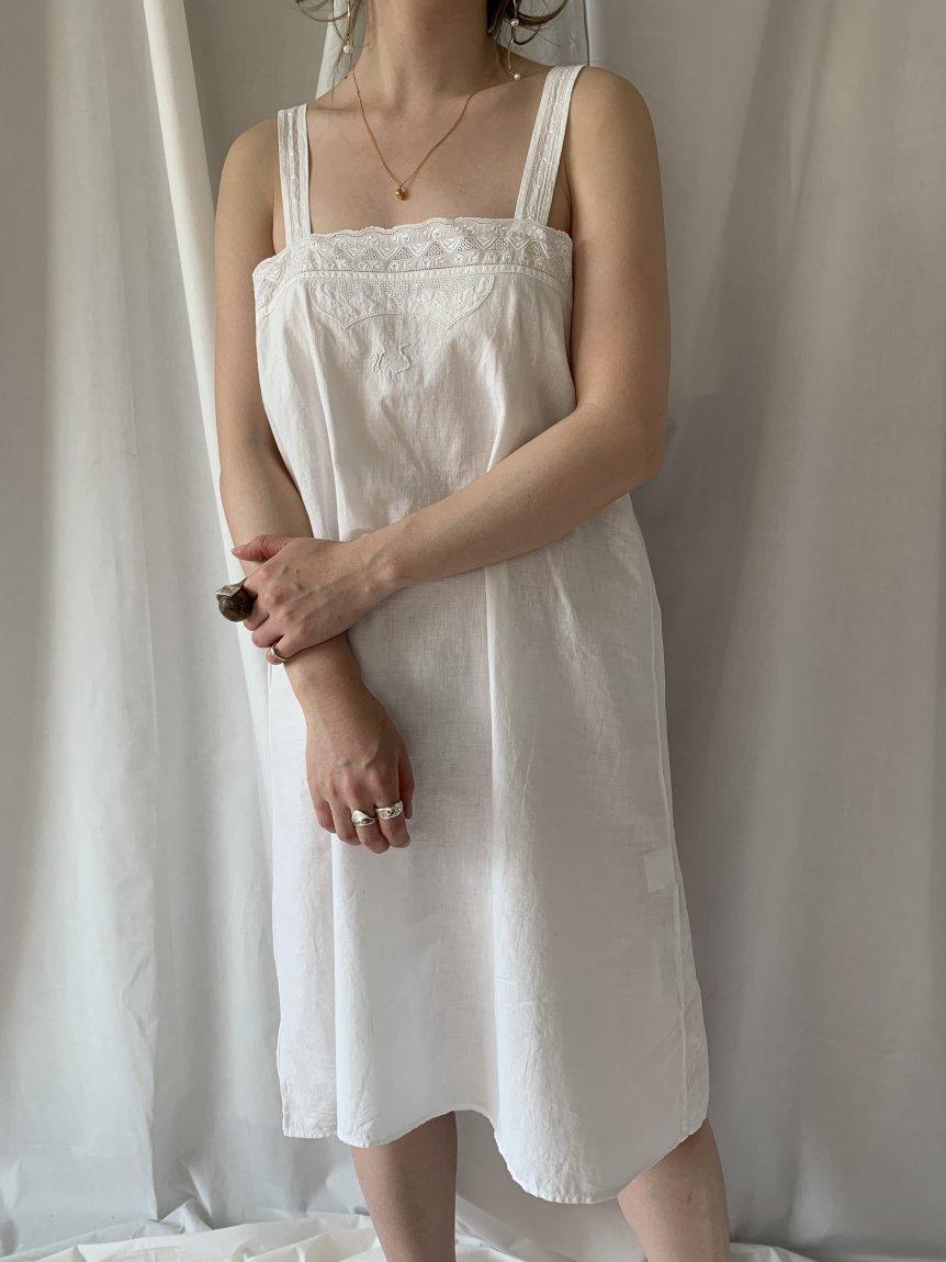 camisole night dress(vintage&used C)