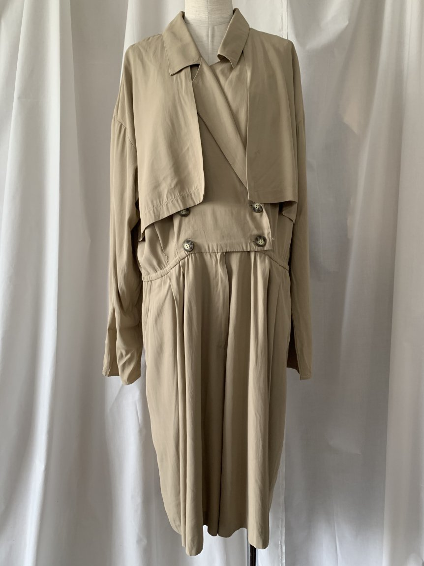 trench all in one(vintage&used195)