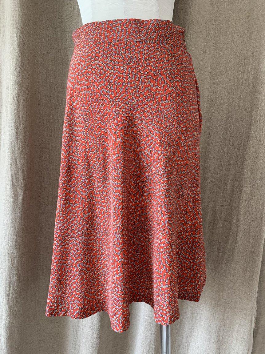 flare skirt(vintage&used10)