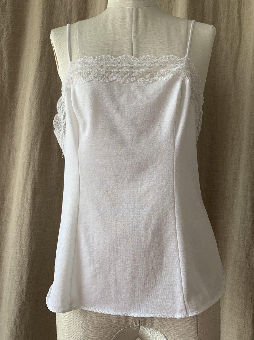 slip camisole(vintage&used36)