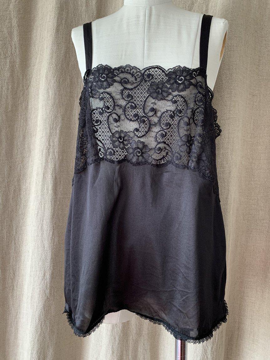 slip camisole(vintage&used31)