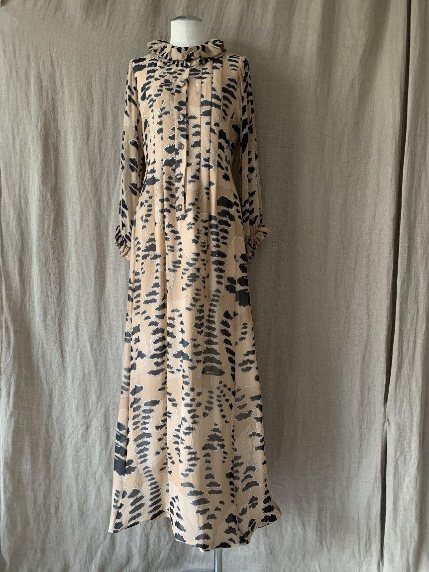 long dress(vintage&used70)