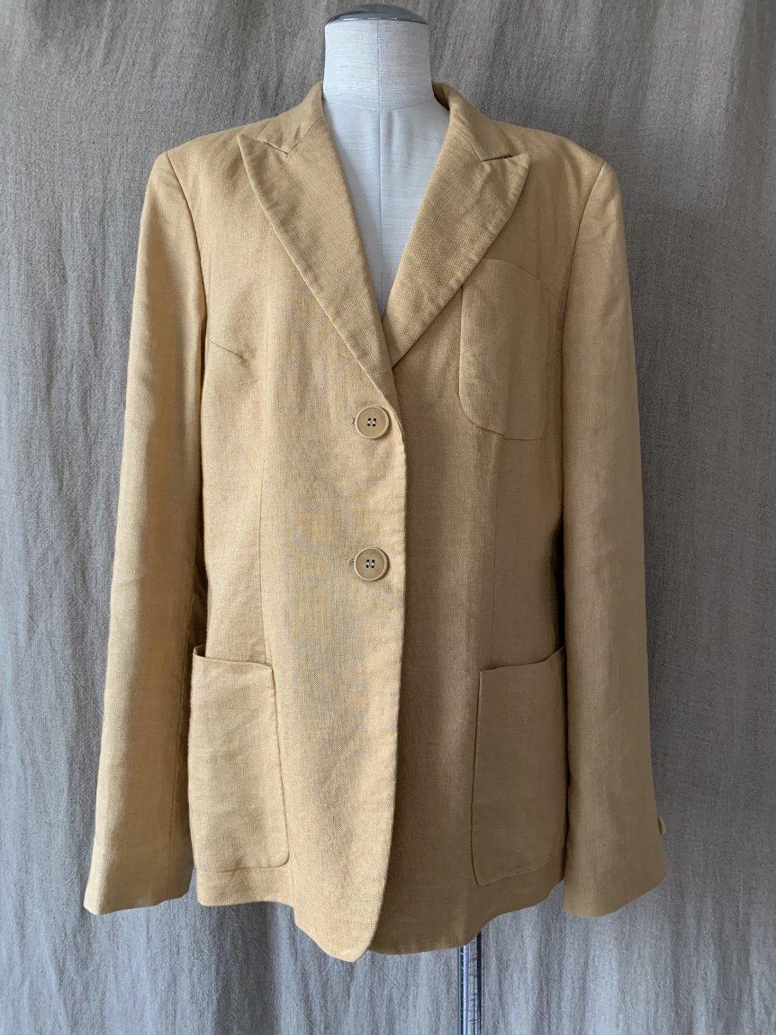 yellow jacket(vintage&used25)