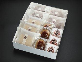 和菓子詰合せ 3,618円[税込]