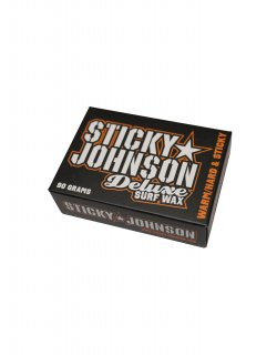 STICKY JOHNSON DELUXE WAX WARM 90g