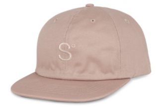 SYMPL° N°2 COTTON CAP SALMON