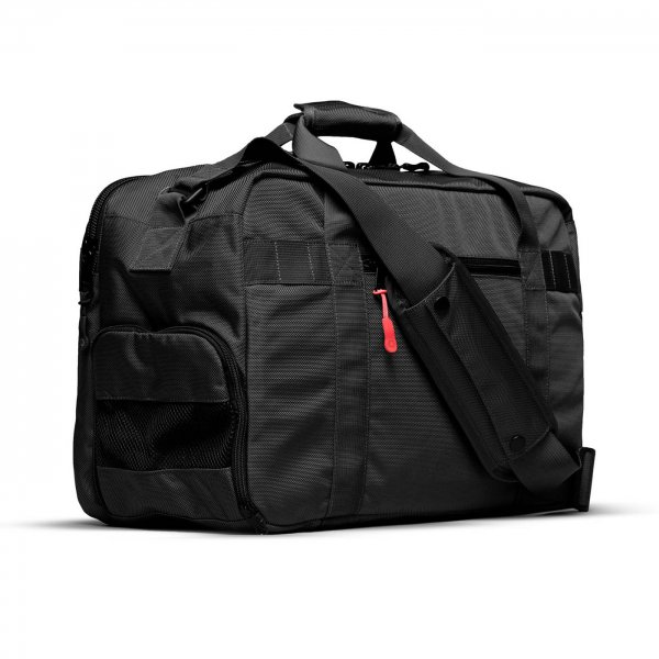GYM/WORK BAG - BLACK