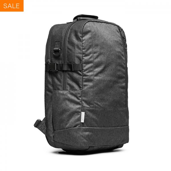 DAYPACK - CHARCOAL SPECKLED TWILL