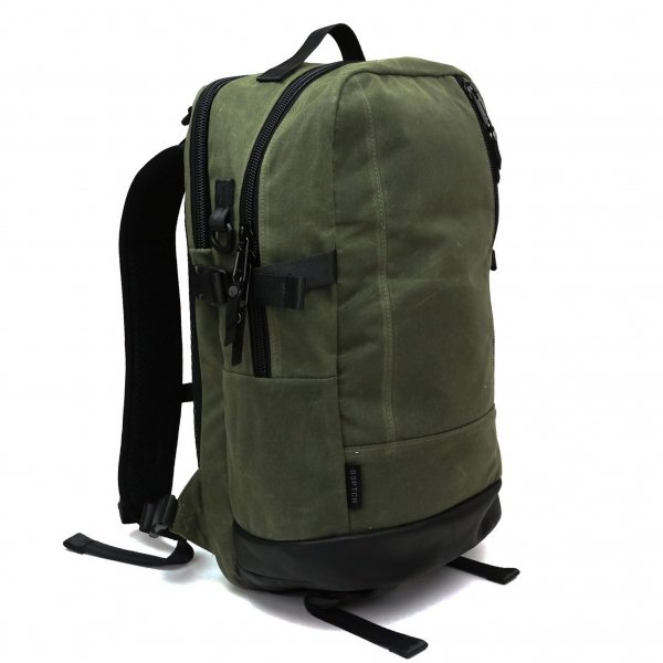 DSPTCH X 3SIXTEEN DAYPACK- OLIVE