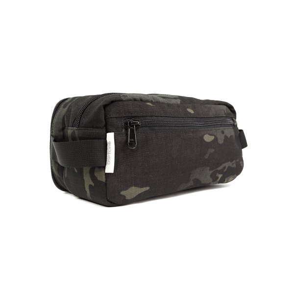 DOPP KIT - BLACK CAMO