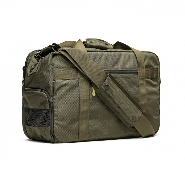 GYM/WORK BAG - MOSS