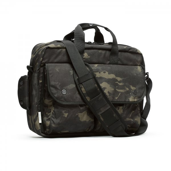 UTILITY BRIEF - BLACK CAMO