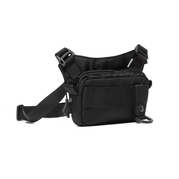 SLING POUCH - SMALL - BLACK