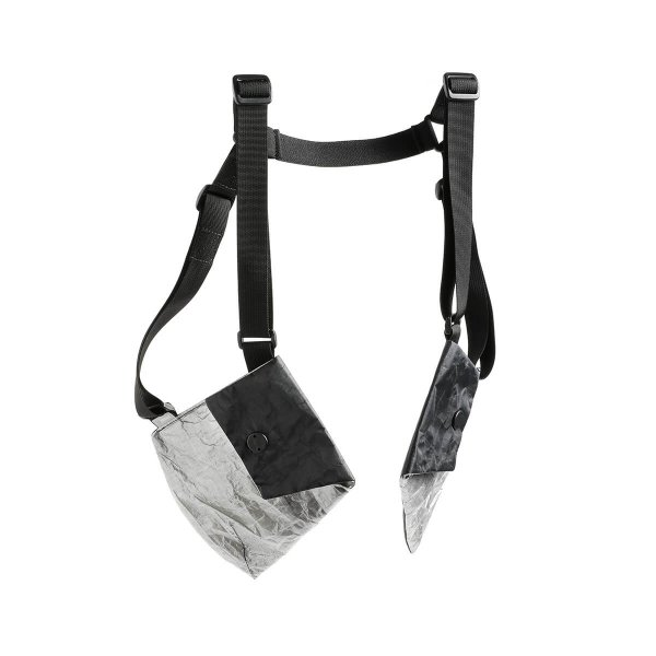 UNIT HOLSTER POUCH - CLEAR PANEL