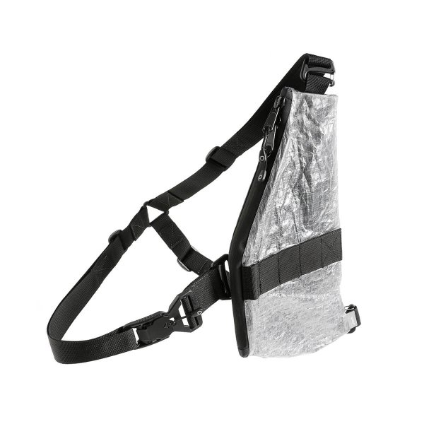 UNIT VERTICAL POUCH - CLEAR PANEL