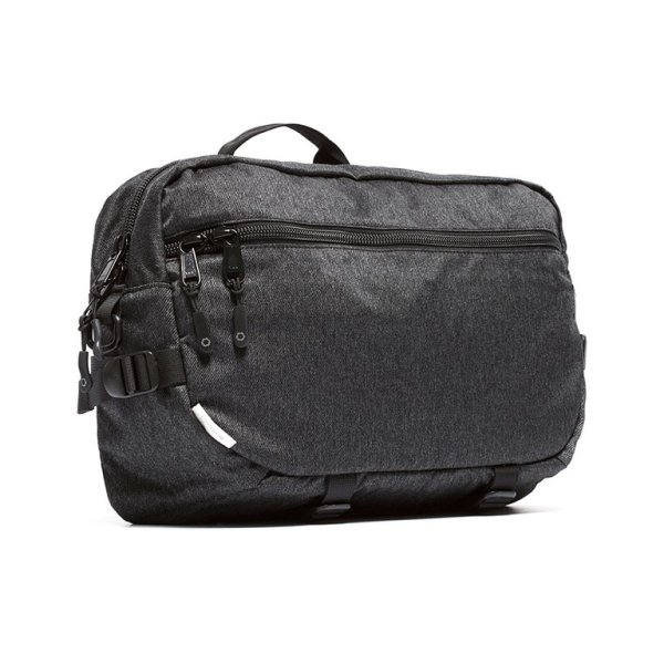 SLINGPACK - CHARCOAL SPECKLED TWILL