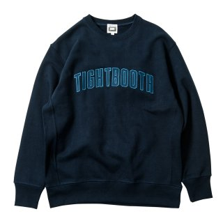 COLLEGE CREW NECK / 3 Colors