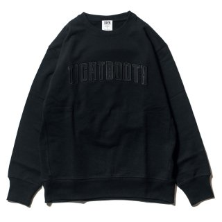COLLEGE CREW NECK / 2 Colors (TBPR online shop LIMITED)