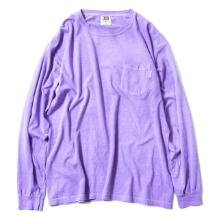 <img class='new_mark_img1' src='//img.shop-pro.jp/img/new/icons1.gif' style='border:none;display:inline;margin:0px;padding:0px;width:auto;' />GARMENT DYED LONG SLEEVE / 3 Colors