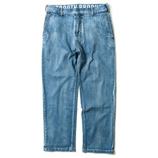 <img class='new_mark_img1' src='//img.shop-pro.jp/img/new/icons55.gif' style='border:none;display:inline;margin:0px;padding:0px;width:auto;' /> STRETCH DENIM PANTS / 2 Colors