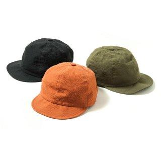 SEERSUCKER UMPIRE CAP