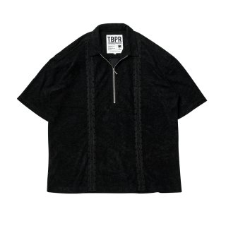 <img class='new_mark_img1' src='https://img.shop-pro.jp/img/new/icons1.gif' style='border:none;display:inline;margin:0px;padding:0px;width:auto;' />ENCORE HALF ZIP SHIRT
