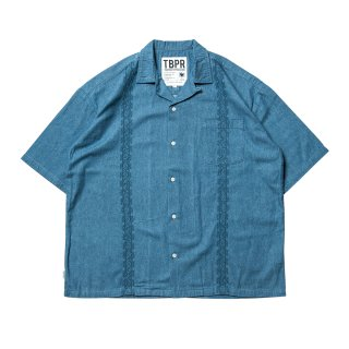 <img class='new_mark_img1' src='https://img.shop-pro.jp/img/new/icons1.gif' style='border:none;display:inline;margin:0px;padding:0px;width:auto;' />ENCORE DENIM SHIRT