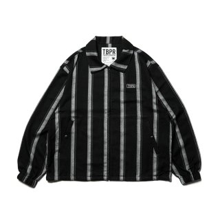 CHECK FULL ZIP SHIRT