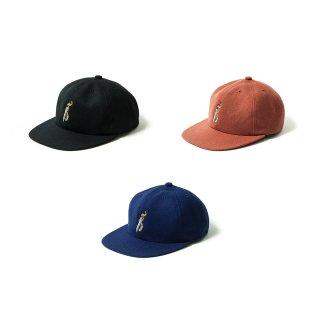TAKODOSU WOOL CAP
