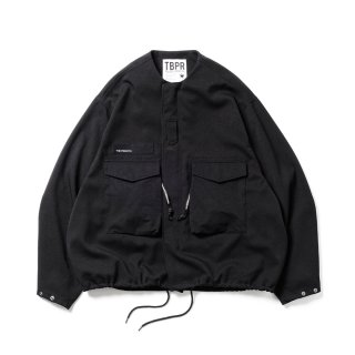 COLLARLESS FIELD JKT