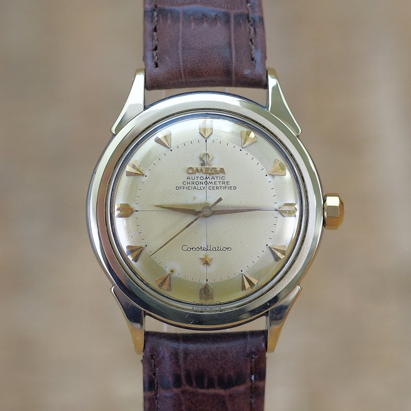 OMEGA Constellation Cal.354 HalfRoter GP AT オメガ ハーフローター 自動巻き