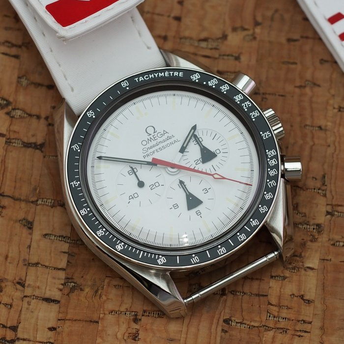 Dead Stock  OMEGA  Speedmaster Professional ALASKA PROJECT Ref.31132423004001  2008LIMITED SS Manual