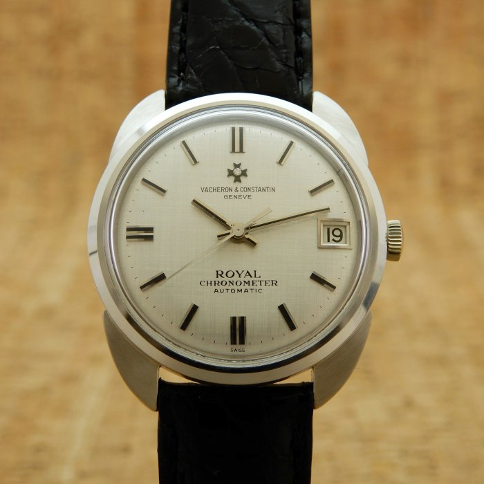 VacheronConstantin ChronometerRoyal Ref.6694 18KWG AT Cal.K1072/1 Box&Guarantee