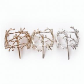 枝珊瑚のポニーフック