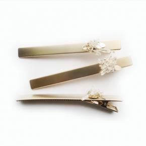 crystal ロングクリップ(10×1cm)