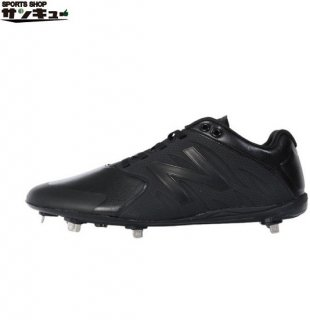 <img class='new_mark_img1' src='//img.shop-pro.jp/img/new/icons14.gif' style='border:none;display:inline;margin:0px;padding:0px;width:auto;' />ニューバランス(New Balance)野球スパイク AB100 AB100BK22E BLACK2