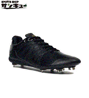 <img class='new_mark_img1' src='//img.shop-pro.jp/img/new/icons14.gif' style='border:none;display:inline;margin:0px;padding:0px;width:auto;' />ニューバランス(New Balance)野球スパイク AB100 AB100AK3 2E ブラック