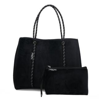 ベルベット ネオプレントートバッグ マグネット(ブラック)