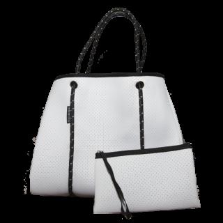 アウトレット ネオプレントートバッグ マグネット(ホワイト)