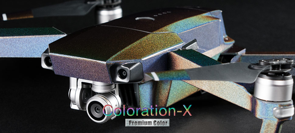 COLORATION-X for DJI Mavic Pro