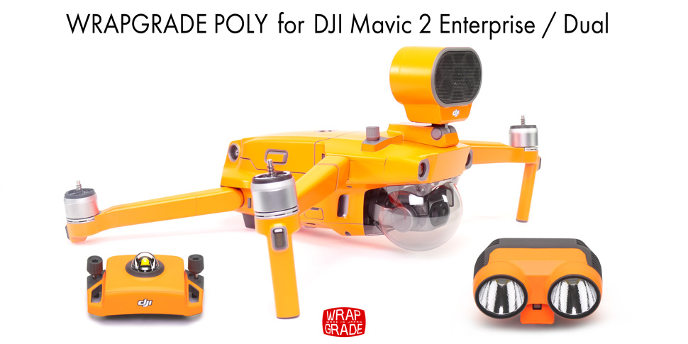 Wrapgrade for DJI Mavic 2 Color
