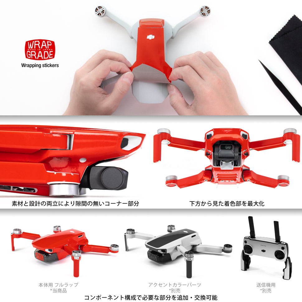 Wrapgrade for DJI Mavic Mini