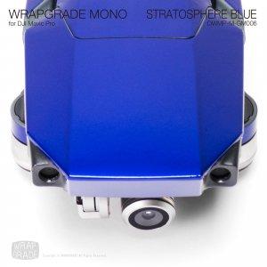 STRATOSPHERE BLUE / ストラトスフェアブルー (グロスメタリック) WRAPGRADE MONO for DJI Mavic Pro