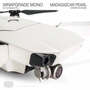 MADAGASCAR PEARL / マダガスカルパール (サテン・半ツヤ) WRAPGRADE MONO for DJI Mavic Pro