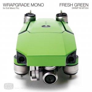 FRESH GREEN / フレッシュグリーン (マット・ツヤ消し) WRAPGRADE MONO for DJI Mavic Pro