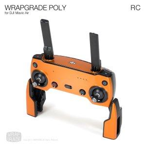 WRAPGRADE POLY for DJI Mavic Air 送信機用 スキン シール 全20色