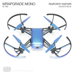 WRAPGRADE MONO for Tello セレストブルー【Premium】