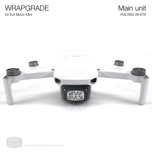 <img class='new_mark_img1' src='https://img.shop-pro.jp/img/new/icons12.gif' style='border:none;display:inline;margin:0px;padding:0px;width:auto;' />WRAPGRADE for Mavic Mini レーシングホワイト